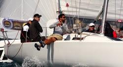 J/80 Italian sailing regatta