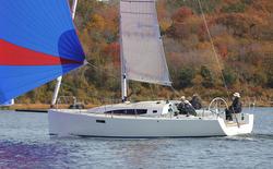J/112E sport cruiser sailing