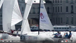 J/70 sailing champions league- st petersburg, russia