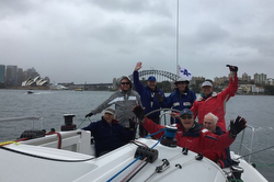 more happy J/sailors in Australia