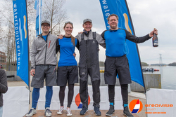 WV Almere Centraal sailing team- winners J/70 Dutch sailing league act 1