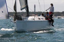 J/122 sailing 18 hours de Arcachon, France