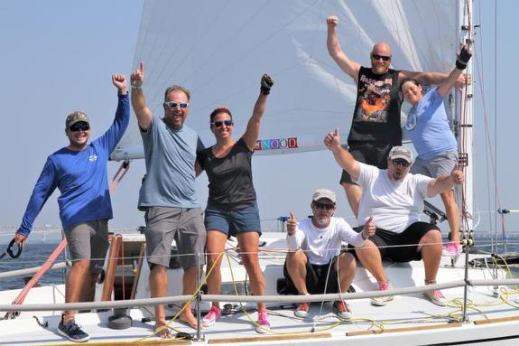 Chesapeake Bay Finishing Sailing Season Strongly!