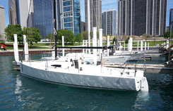 J/88 one-design sailboat- Chicago