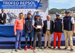 J/80 Spanish Nationals winners