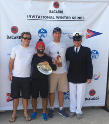 J/70 Catapult win Bacardi Winter Series II