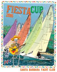 J/70 Fiesta Cup off Santa Barbara, CA