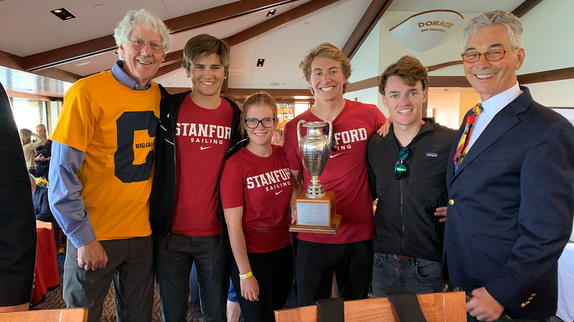 Stanford wins Varsity division