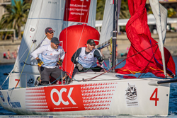 Russian J/70 National Sailing League