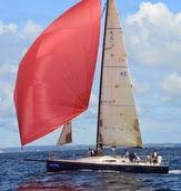 J/111 sailing Marblehead ONE regatta
