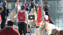 Pac 12 TV highlights of Big Sail on J/22s