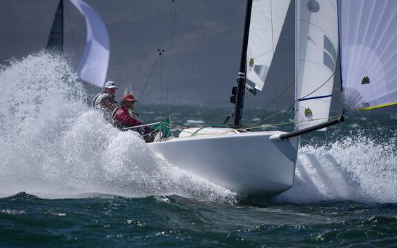 J/70 sailing San Francisco Bay