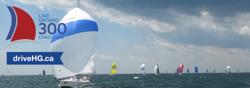 J/109s sailing Lake Ontario 300