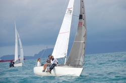 Italian J/24 Winter Series Reports
