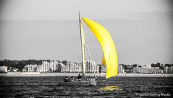 J/80 sailboat- at Student Yachting World cup