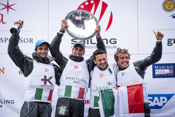 Sailing Champions League J/70 winners- Italy