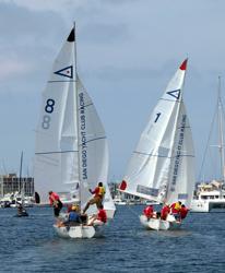 J/22 Warrior sailing program