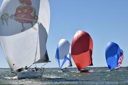 J/88 class sailing St Petersburg J/Fest