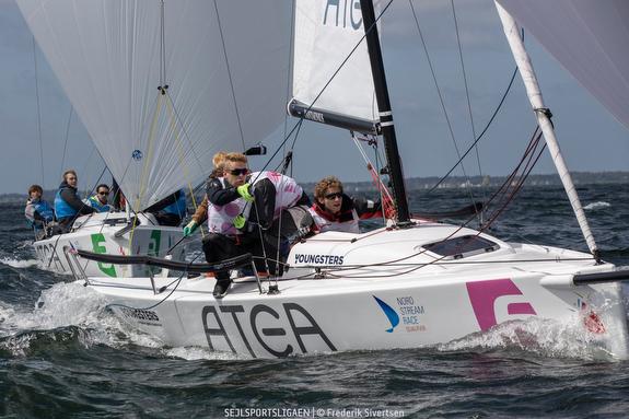 J/70 Danish sailing league team