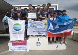 French J/80 National Sailing League winners