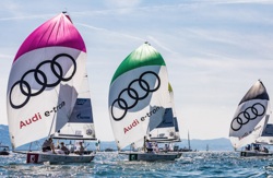 J/70 Audi germany sailboats league