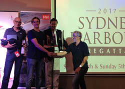J/70 family wins Sydney Harbour Regatta, Australia