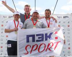 NEK Sport win Russian J/70 Sailing League event