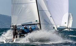 J/70 sailing offshore