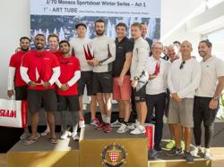 J/70 Monaco winners