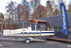 J/70 Norway class with Grundig sponsorship