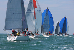 J/109s sailing J/CUP United Kingdom