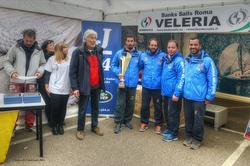 J/24 Trofeo Nettuno winners- La Superba- Ignacio Bonnano