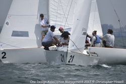 J/22s sailing Lake Ontario