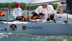 J/24 Nautalytics winning North Americans