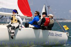 J/22 Match Racing in San Francisco Bay