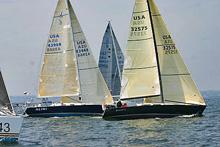 J/35 Paladin starting Block Island race
