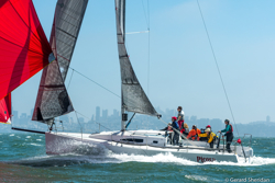 J/111 Worlds- San Francisco