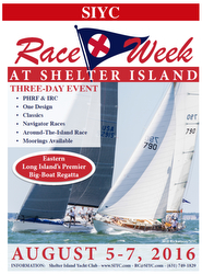 Shelter Island Race Weekend