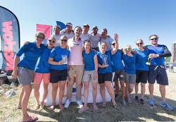 J/70 Netherlands winners podium