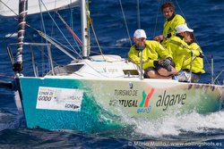 J/80 sailing-- GreatSailing Spain