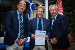 YC Costa Smeralda, SAILING Champions league partner for ONE Ocean
