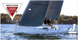 J/88 sailboat- family speedster