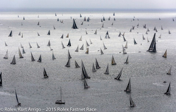 Fastnet Race start