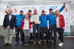 J/70 Denmark Sailing League winners
