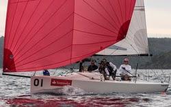 J/70 sailing Chilean Nationals