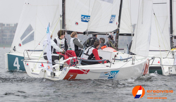 J/70 sailing Dutch J/70 Sailing League- Almere, Netherlands