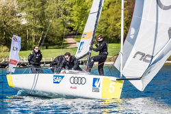 J/70 German sailing league