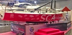 J/70 SCA Racing Volve Race sponsor