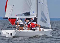 J/70 Canadian sailors