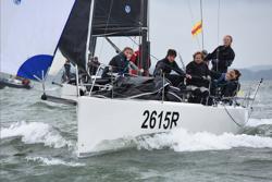 J/crew on Solent